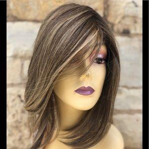 Hair topper hair pcs Raquel Welch